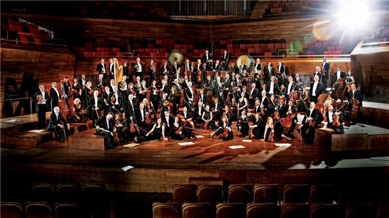 法比奥·路易斯将带领丹麦国家交响乐团和打击乐演奏家李飚,将北欧旖旎风光呈现在大剧院观众面前