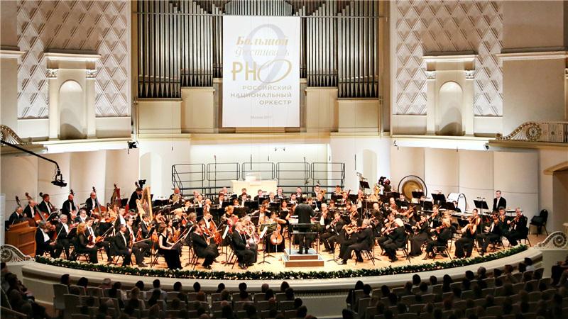 普莱特涅夫将再次与俄罗斯国家交响乐团亮相国家大剧院