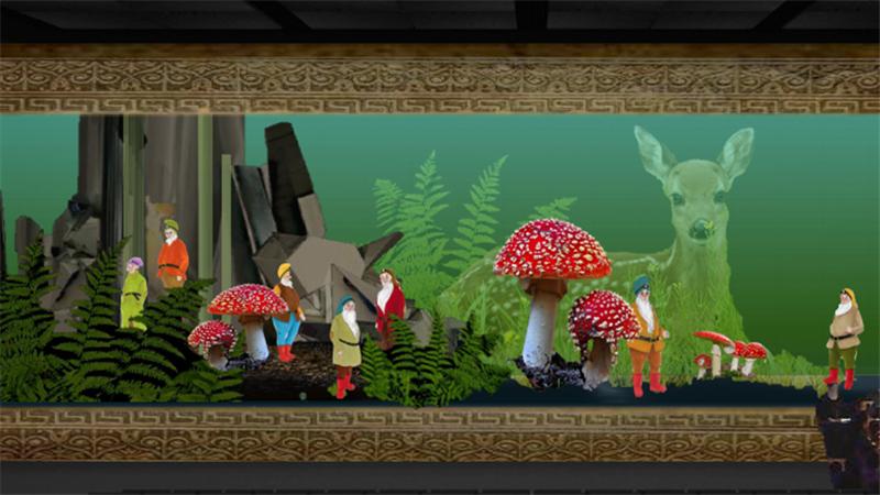 3月9至14日,国家大剧院原创儿童歌剧《白雪公主》将迎来首轮演出