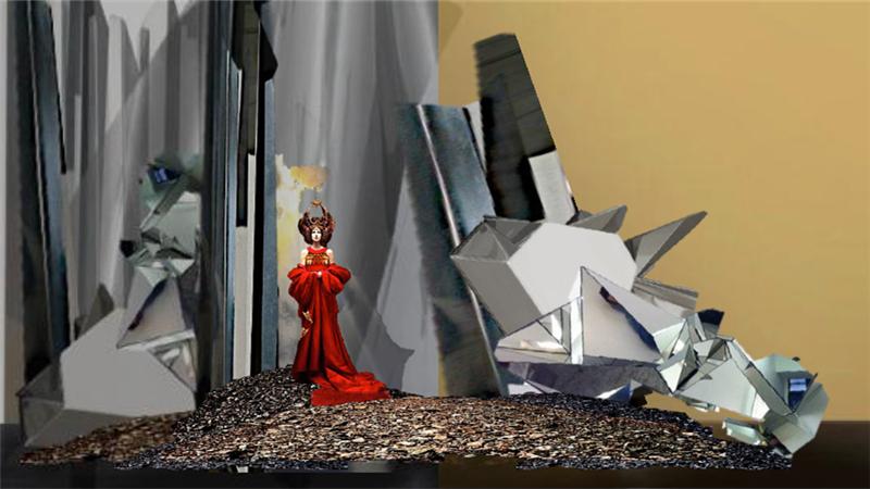 在本轮演出中,国家大剧院驻院歌剧演员张心、青年歌唱家程文慧将共同出演白雪公主