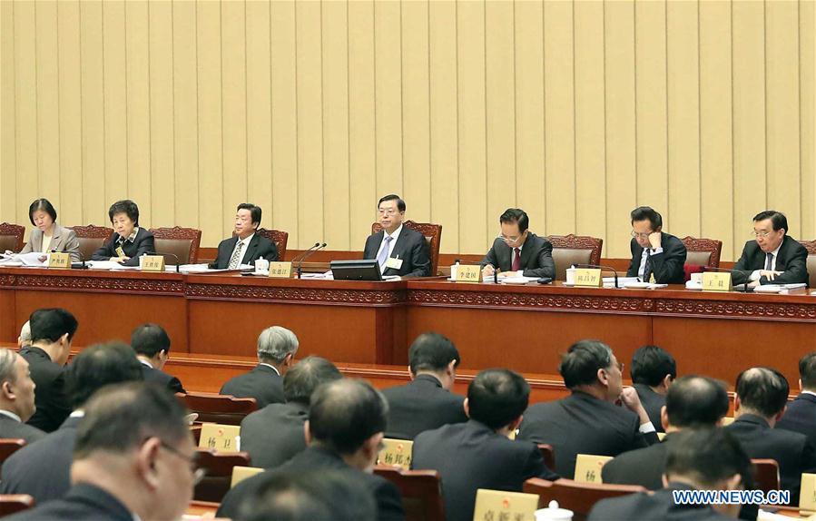 Chine : 2.980 deputés élus à l
