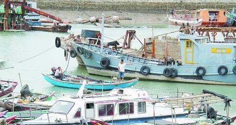 厦门老旧渔船加快更新改造。(资料图)