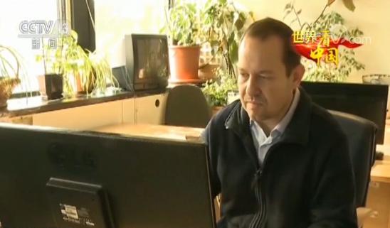 塞尔维亚国家广播电视台国际新闻主编博扬·布尔基奇