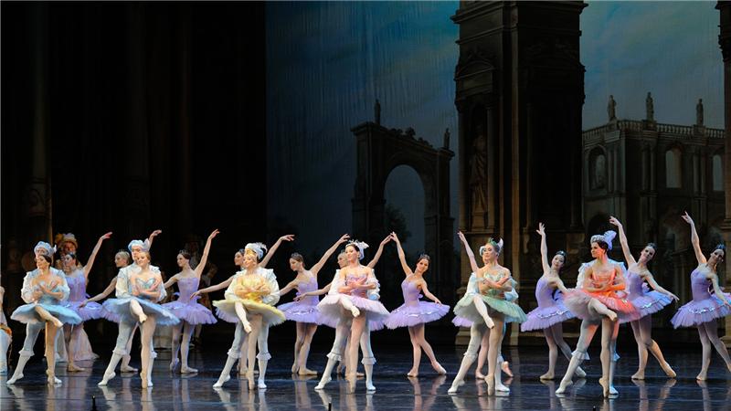 拥有98年历史的立陶宛国家歌剧院芭蕾舞团亮相国家大剧院舞台