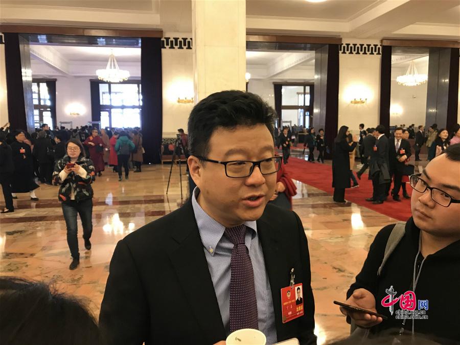 Ding Lei, membre du 13e Comité national de la CCPPC: « Internet a connu un développement fulgurant en Chine ces cinq dernières années »