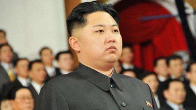 审判金正恩_朝鲜最高领导人金正恩(资料图)