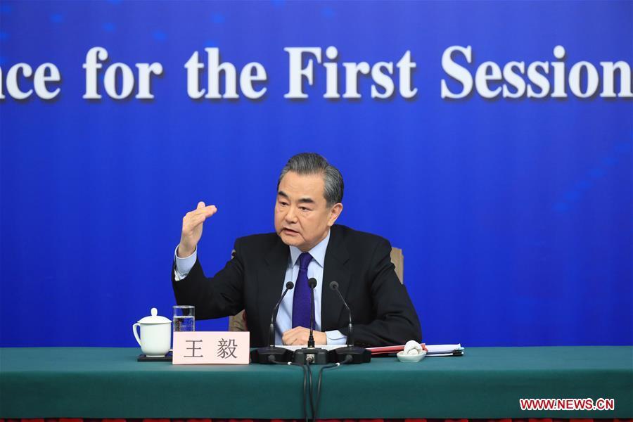 China accuses Trump of damaging global trade