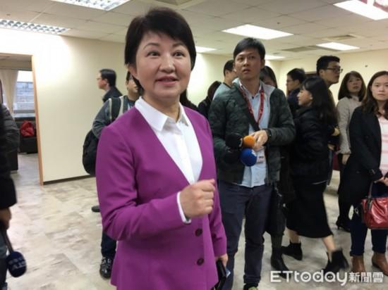 """国民党""""立委""""卢秀燕"""