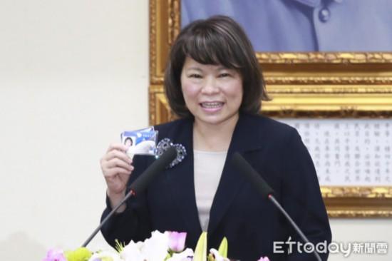 前嘉义市长黄敏惠
