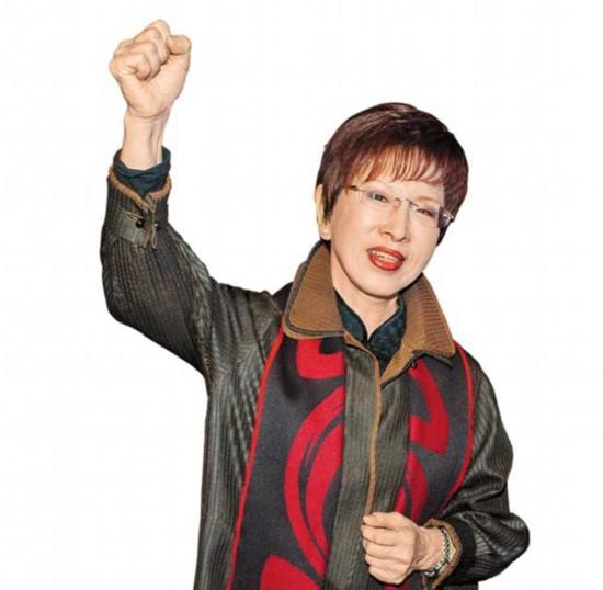 国民党基层力拱洪秀柱参选台北市长