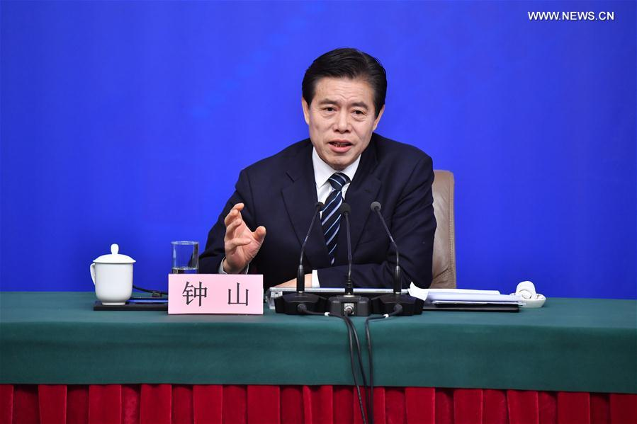 La première Foire internationale des importations de Chine se tiendra cette année