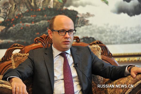 Посол Беларуси в Китае
