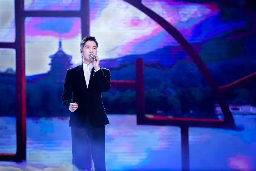 盛一伦为你唱经典《饮湖上初晴后雨·其二》