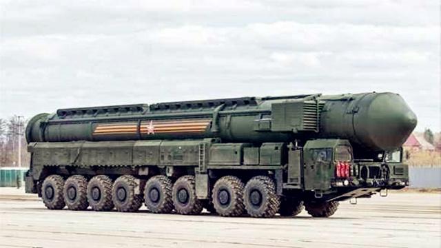 """普京宣布""""先锋""""高超音速导弹试验成功"""