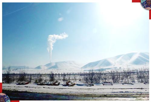 塔塔尔民族乡(记者何川摄)