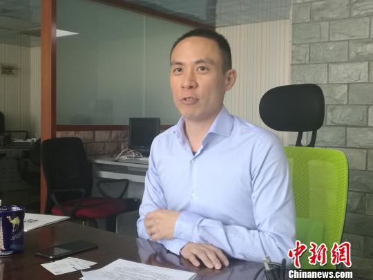 广州市台资企业协会副会长张华