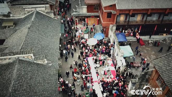 乡土:龙潭老街迎客来 4月3日
