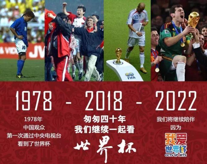 资源 央视发布2018世界杯新媒体广告产品