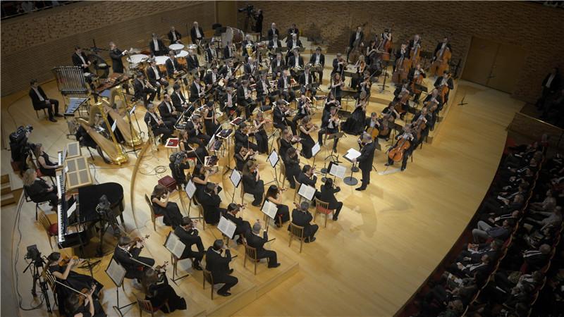 捷杰耶夫将带领马林斯基交响乐团、合唱团莅临国家大剧院
