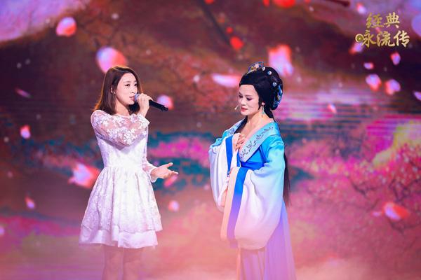 唱响盛世之美!张雪迎联手京剧名家致敬经典