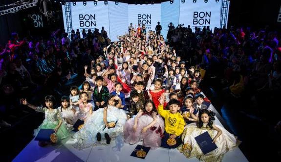 第二届BONBON少儿国际时装周圆满闭幕!