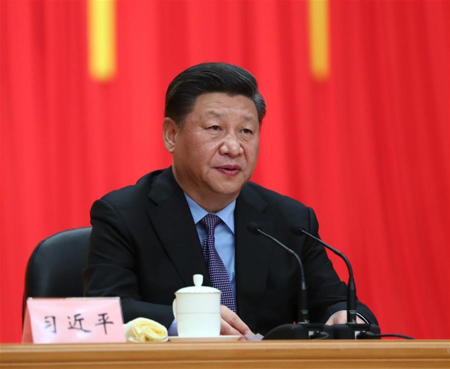 4月13日,中共中央總書記、國家主席、中央軍委主席習近平在海南省人大會堂出席慶祝海南建省辦經濟特區30周年大會并發表重要講話。