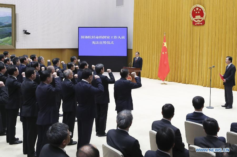 De hauts responsables du Conseil des Affaires d