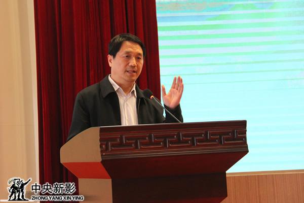 中央新影集团微电影发展中心主任郑子
