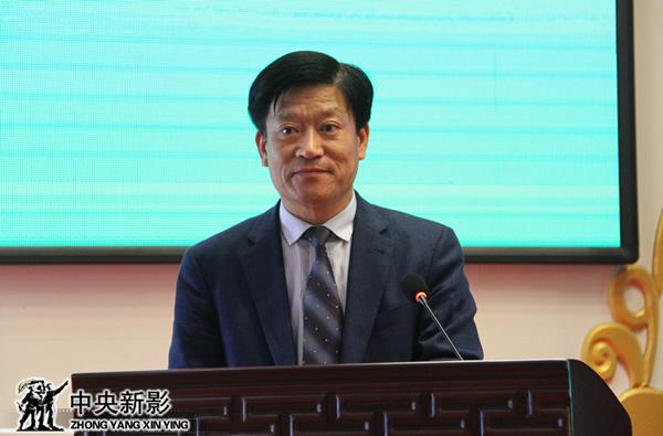 丝瓜成版人性视频app潍坊峡山生态经济开发区党工委副书记、管委会主任张守富