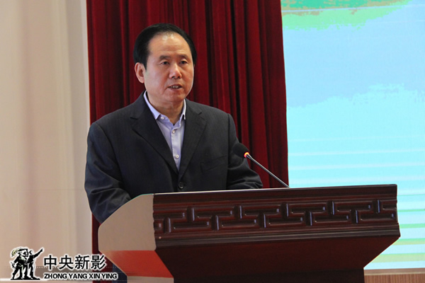 中国潍坊(峡山)金风筝国际微电影大赛组委会常务副主席、山东华安集团董事长王刚