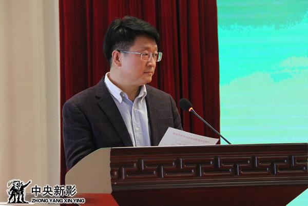 《作家网》总编、中国潍坊(峡山)金风筝国际微电影大赛评委会副主席赵智