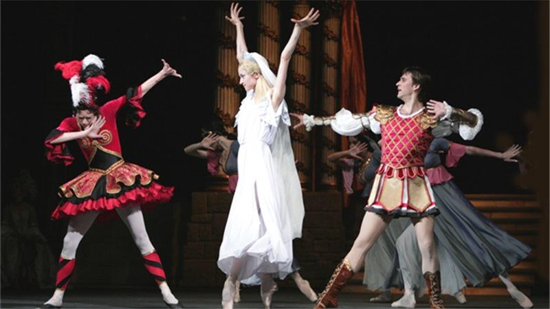 苏联现代芭蕾舞剧的早期代表作《巴黎的火焰》将登台国家大剧院