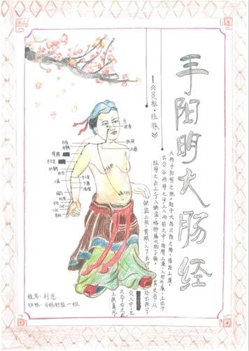 二等奖 2号作品 16级针推1班 刘恋