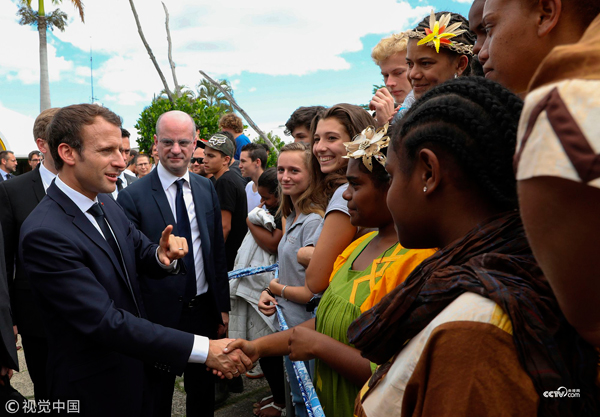 France : visite historique d
