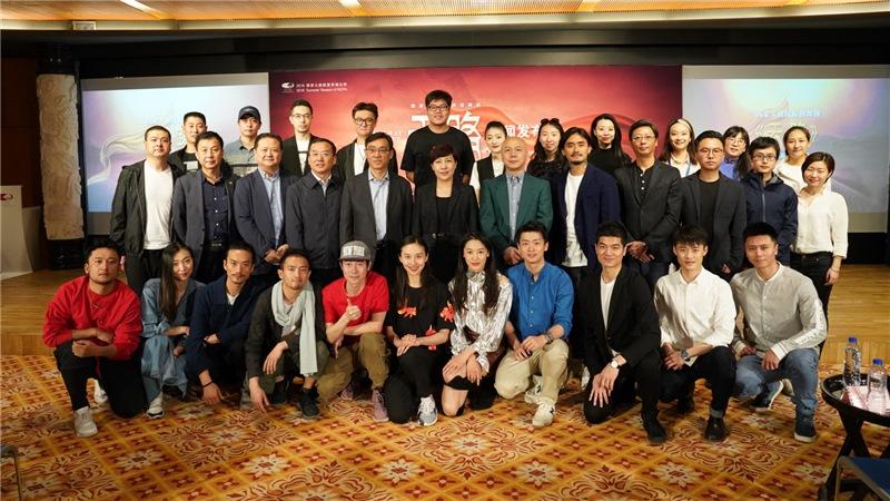 舞剧《天路》中的每一个人物,都将作为千千万万铁路人的缩影立于舞台  王小京/摄