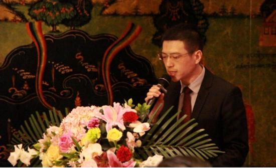 北京中医药大学东直门医院丁治国副院长致辞