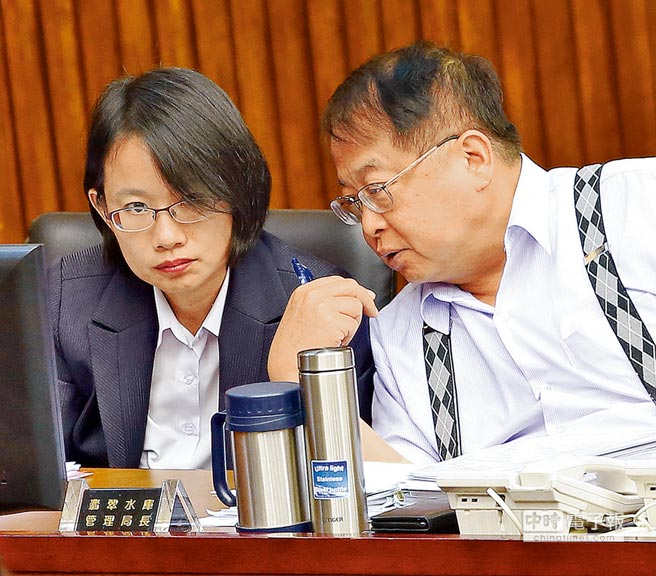 台北农产公司总经理吴音宁争议一箩筐。
