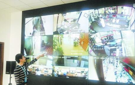 智能视频监控系统实时监控就医购药流程