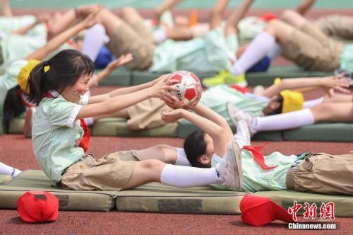 资料图 中新社记者 泱波 摄