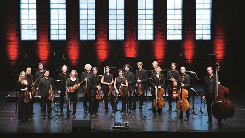 斯图加特室内乐团以对巴洛克音乐和现代音乐作品的精湛诠释享誉世界乐坛