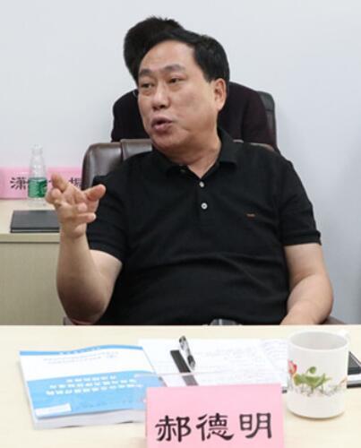 中国非公立医疗机构协会常务副会长兼秘书长郝德明