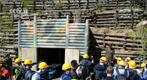曝光!朝鲜公开爆破丰溪里核试验场并举行废弃仪式