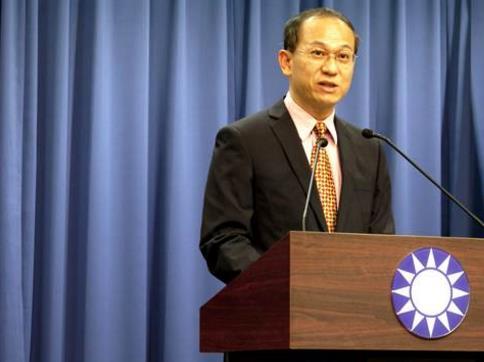 国民党文传会副主委唐德明。
