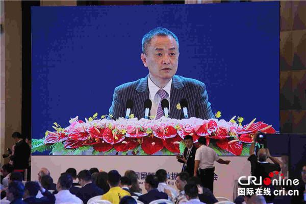 中国科学院院士、软件工程及软件开发专家梅宏
