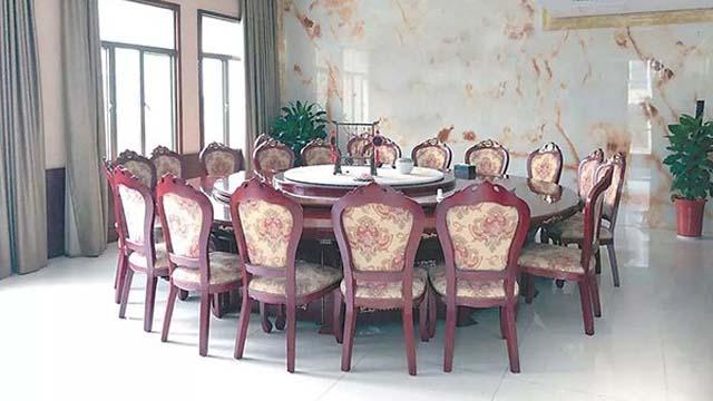 安化县公安局餐厅