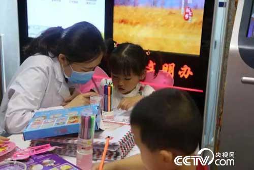 中医护航 让孩子更好的健康成长