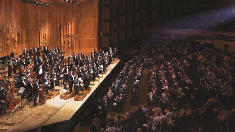 伦敦交响乐团是英国历史最悠久的交响乐团之一