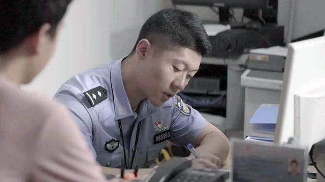 闫昕卓 民警