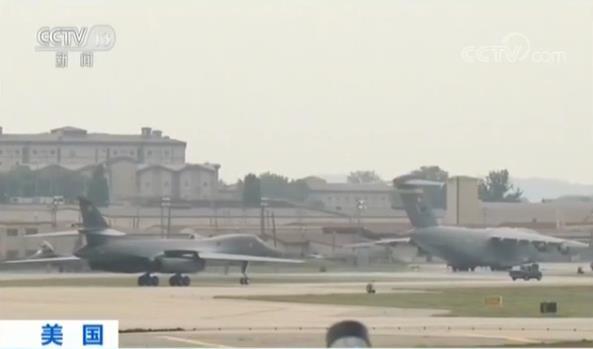 """美军主力轰炸机B-1B机群停飞 恢复飞行""""遥遥无期"""""""