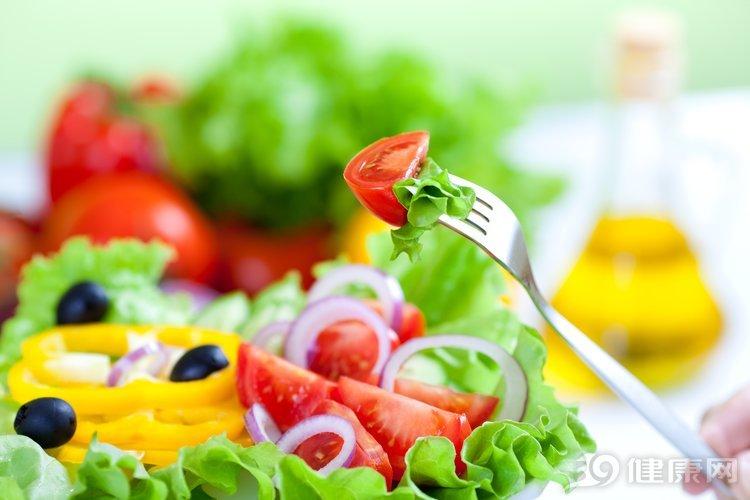"""4种蔬菜沙拉是减肥""""翘楚""""!想瘦的别错过"""